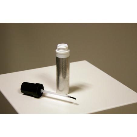 Laca con pincel ral 9010 blanco
