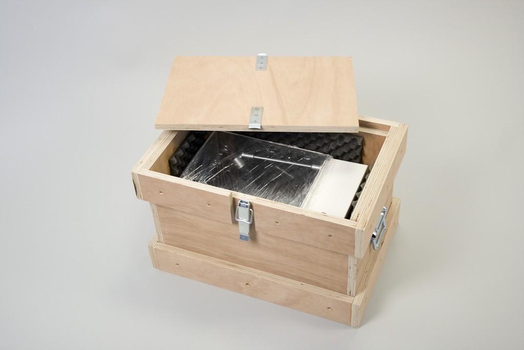 Caja para transporte